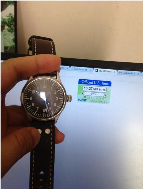 Ref Clock comparison